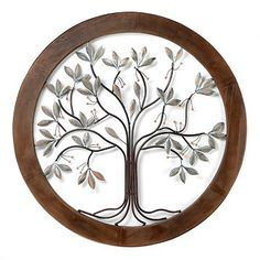 """See our website for additional relevant information on """"metal tree art decor"""". It is a superb location to read more. Leaf Wall Art, Metal Tree Wall Art, Metal Wall Decor, Metal Art, Tree Wall Decor, Wall Art Decor, Metal Walls, Wood And Metal, Country House Design"""
