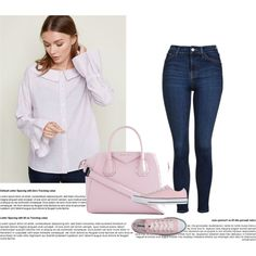321 by vicinogiovanna on Polyvore featuring moda, Topshop, Converse and Givenchy