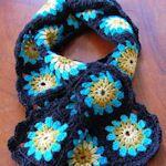 25+ Lovely Crochet Scarf Patterns