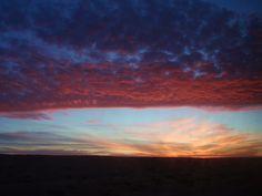 Sunset ....somewhere near Palmyra in 2008   Flickr - Photo Sharing!