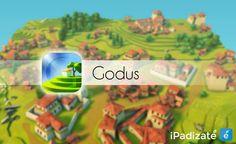 Conviértete en Dios con el Juego Godus para iPhone, iPad Air y iPad Mini