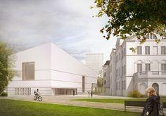 Nachbar für Rothschild-Palais - Staab Architekten bauen in Frankfurt