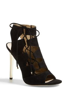 Free shipping and returns on Sam Edelman 'Palma' Suede Sandal (Women) at Nordstrom.com. Look chic around the clock in this alluring lace-up sandal that easily takes you from commute to cocktails.
