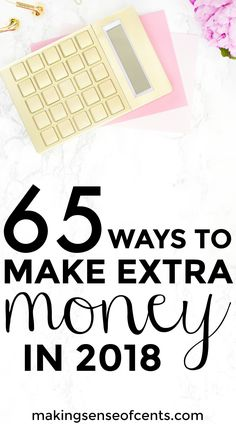 If you want to learn how to make extra money in 2018, then you've come to the right place. Here's how to make money and how to make money online! #howtomakeextramoney #howtomakeextramoneyin2018 #makeextramoney #waystomakeextramoney