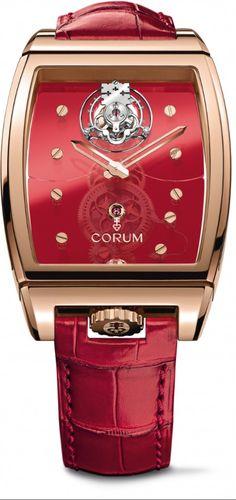 Corum reinterpreta su movimiento   Watches World