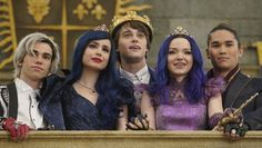 'Descendants Scores Big Ratings for Disney Channel - - The movie is the top-rated telecast on cable among the channel's core kid demos since the last film in the franchise in Descendants Characters, Disney Channel Movies, Disney Channel Descendants, Disney Descendants 3, Descendants Cast, Disney Movies, Afdah Movies, Action Movies, Movies Online