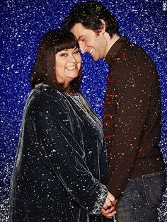 The vicar of Dibley. With Dawn French and Richard Armitage. This show is so great! Jennifer Saunders, Vicar Of Dibley, Dawn French, Cast Images, Vicars, Bbc Tv, Christmas Shows, Church Of England, British Comedy
