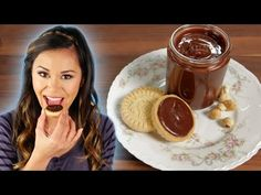 Homemade Nutella Recipe That's Even Better than the Original! - YouTube