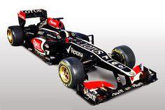 Lotus Team's E21 car