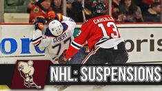 """NHL: Suspensions [Part """"Every child, boy and girl, should get to see the NHL. National Hockey League, Nhl, Songs, Baseball Cards, Architecture, Youtube, Canadian Horse, Youtubers, Youtube Movies"""