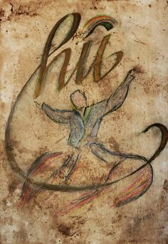 Mukadder Mustafa Erol Whirling Dervish, Islamic Calligraphy, Islamic Art, Creative Photography, Mystic, Spirituality, Drawings, Karma, Photos