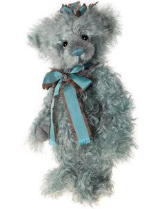 Charlie Bears Vera Mohair Teddy Bear