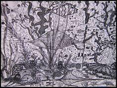 GALERIA PALOMO MARIA: ABSTRACCION MARINA Shower, Prints, Scenery, Rain Shower Heads, Showers
