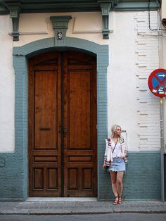 Seville, Spain - www.andreaclare.ca