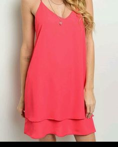 Amazing cami summer dress available for $19.90 shipped. Sizes S-L. #fashion #trendy #tandenco #summerfashion #style #shop #freeshipping