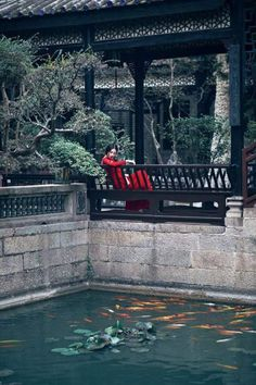 """""""A corner of Chinese garden"""" Chinese Garden, Chinese Art, Chinese Style, Asian Photography, Fine Art Photography, Wedding Photography, Turandot Opera, Asian Architecture, Ancient China"""