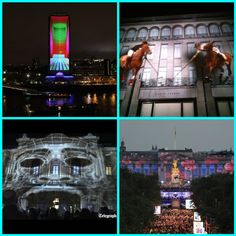 Want to learn more about projection mapping? Take your event to the next level with 3D and 4D projection!