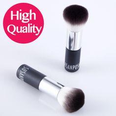 Makeup brushes  Fashion Retractable Makeup Blush Brush  AdjustableKabuki Brush TOP Quality