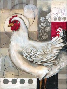 My Prints for Decoupage Rooster Painting, Rooster Art, Rooster Decor, Tole Painting, Chicken Crafts, Chicken Art, Arte Do Galo, Collages D'images, Image Deco