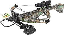 Parker Challenger Youth/Ladies crossbow that delivers giant-sized performance at New River Sports, Draper, VA.