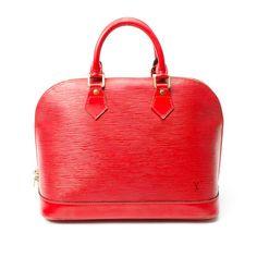 Louis Vuitton: Louis Vuitton Alma Handbag