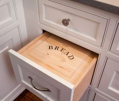 built in bread box | Found on cultivate.com