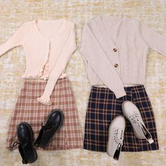 Pretty Clothes, Pretty Outfits, Cute Outfits, Teen Fashion Outfits, Girl Outfits, Casual Outfits, Skirt And Top Outfit, Black And White Shirt, Grey Skinny Jeans