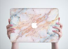 Black Friday Sale Marble Macbook Cover Black by RealDesignRocks