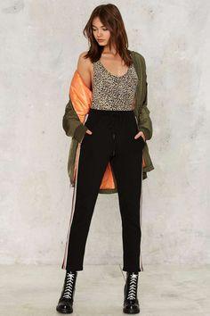 Nightwalker Leopard Day's Night Bodysuit - Clothes | Good Sport | Bodysuits