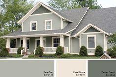 2015 exterior house colours - Google Search