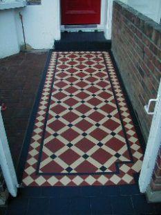 Fernworthy Olde Victorian Floor Tiles Floor Tiles