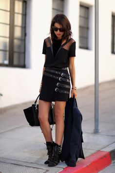 VivaLuxury - Fashion Blog by Annabelle Fleur: ALL ABOUT BUCKLES