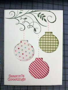 'Season's Greetings Card' By Jessica Yoder-Jones