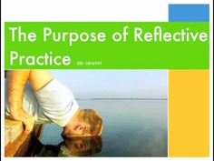 This clip explores the impact of reflective practice has in a workplace. What it is and what we perceive it to be. It looks at two different approaches to reflective practice - Schon, Greenaway. It has a focus on pedagogy. A clip I will refer back to. Reflective Teaching, Reflective Practice, Professional Development, Critical Thinking, Free Ebooks, Early Childhood, Workplace, Counseling, Curriculum