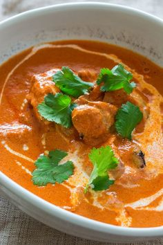 Make a better version of this Indian favorite with a few easy tricks. Tender yogurt marinated chicken with rich tomato-based sauce.