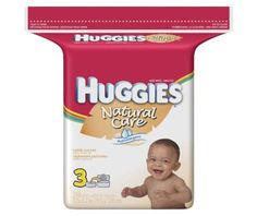 Huggies Natural Care Baby Diaper Wipes - http://www.intomars.com/huggies-natural-care-baby-diaper-wipes-scented.html