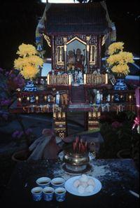 Spirit Houses, Shrines & Altars - reading