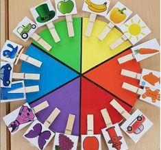 Preschool Gifts, Free Preschool, Preschool Classroom, Preschool Learning, Learning Activities, Montessori Toddler, Montessori Activities, Kindergarten Activities, Preschool Activities