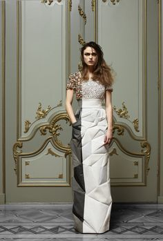 Victor & Rolf. Its all about the Textiles!