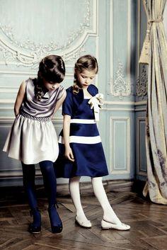 Christian Dior for children! :D