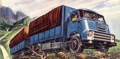 '60 sfeer van Charles Burki