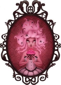 ✯ A horrid tale about infestation :: Artist Alyzia Zherno ✯