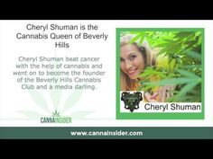 Cheryl Shuman beat cancer with the help of cannabis and went on to become the founder of the Beverly Hills Cannabis Club and a media darling. Key Takeaways: ...