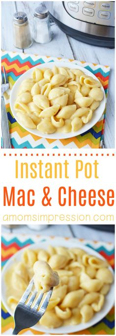 I've searched long and hard for the best and most creamy Instant Pot Mac and Cheese Recipe and here it is! This simple recipe is so easy and can be made in about 15 minutes. It uses evaporated milk and your kids are going to love it! #macandcheese #instantPot #pressurecooker via @kjhodson