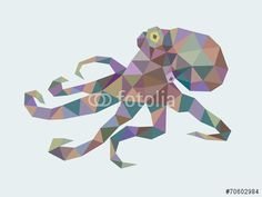 octopus triangles - Google Search