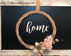 Such a simple, yet stunning piece for your home!