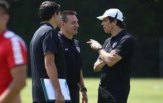 Doriva é o 4º técnico do São Paulo contra o Santos no ano; só um venceu