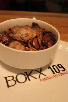 Yum Alert: Roasted Mushrooms