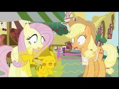 Pokemon Re-enacted by Ponies - YouTube