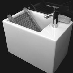 tanque para apartamento - Pesquisa Google My House, Container, Laundry, Architecture, Tanks, Apartments, Canisters
